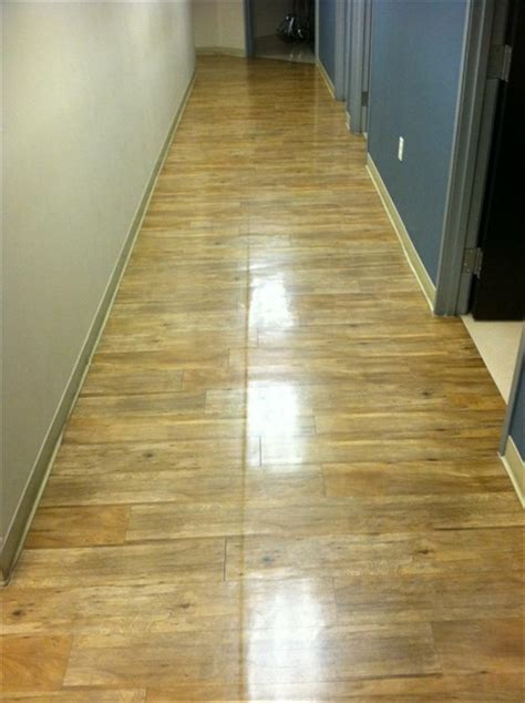 High Gloss Wood Floor Finish by Before Picture With High Gloss Finish Image