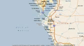 map of bradenton