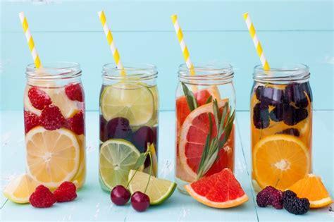 membuat infused water dengan apel cara merawat tubuh dengan melakukan spa di rumah kawaii