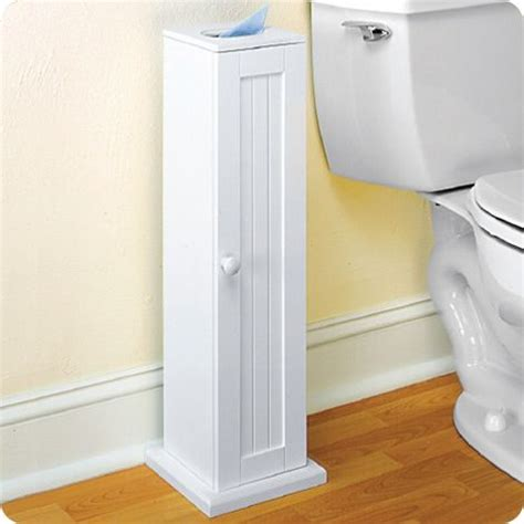 bathroom toilet paper cabinet quot cottage bath tissue cabinet neat discreet storage for