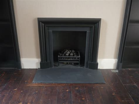 Plaster Fireplaces by Painted Plaster Fireplace In Sw4 The Billington Partnership