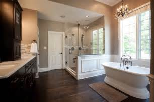 traditional bathrooms designs traditional master bathroom designs decosee