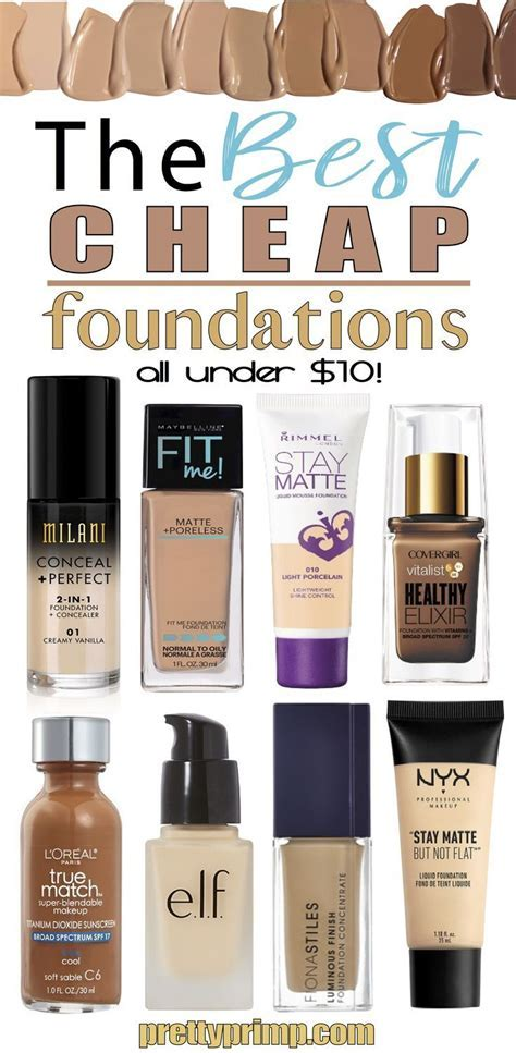Best 25  Foundation for oily skin ideas on Pinterest