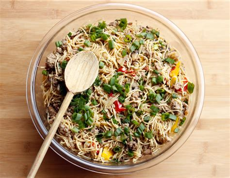 recipes with whole grains and vegetables whole grain spaghetti with ground turkey and vegetables