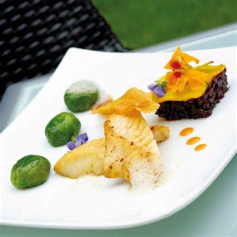 plat poisson gastronomique