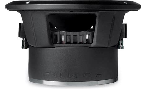 Rockford P2d410 rockford fosgate p2d410 punch stage 2 10 quot subwoofer with