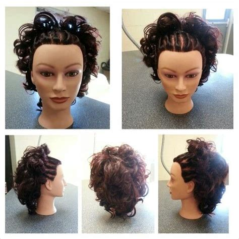 finger wave and roller set cosmetology empirebeautyschool 47 best images about cosmetology student chronicles on