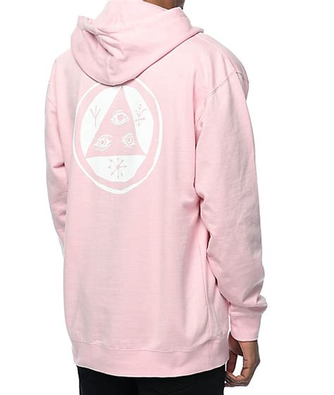 Jaket Sweater Hoodie Smitty Pink welcome talisman pink hoodie at zumiez pdp