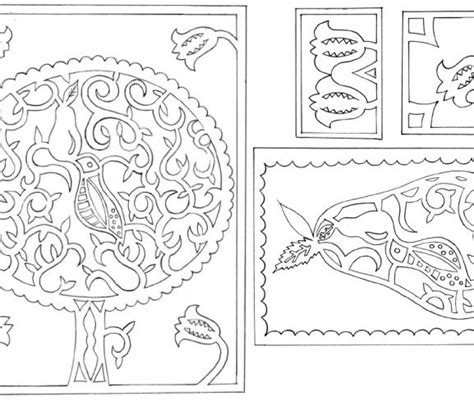 Paper Cut Out Templates Christmas Fun For Christmas Paper Cut Out Templates