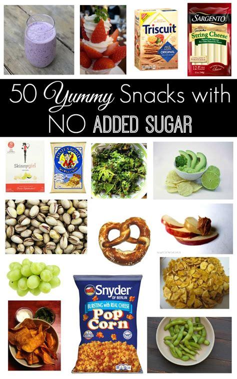 My Aren Diet Sugar 50 snacks with no added sugar the