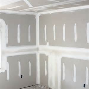 Finishing Sheetrock Above Board Drywall And More Drywall Installation And