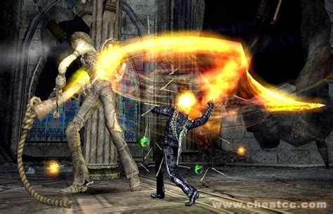 ghost rider review  playstation  ps