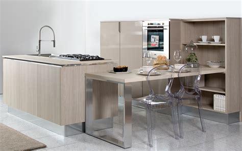 Cucina Beige Moderna by Cucine Moderne Brescia Cucine Con Isola