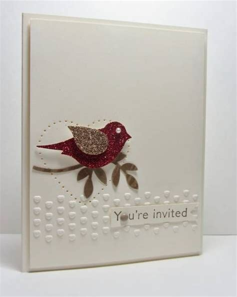 Handmade Birds Bandc - 441 best images about cards with two step punched bird on