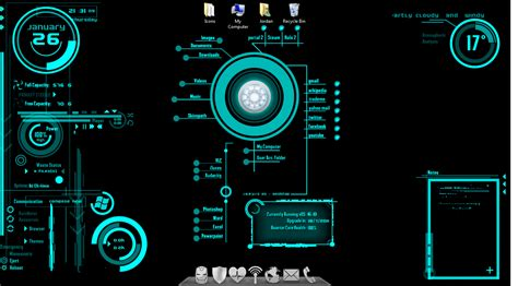 theme windows 7 jarvis iron man jarvis live wallpaper for windows wallpapersafari