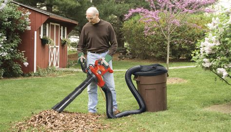 sac pour dechets de jardin black decker gw 3050 un nouvel aspirateur souffleur broyeur de feuilles news idealo fr