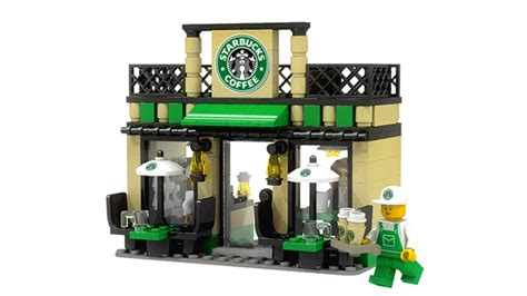 LEGO Ideas   Mini Shop Series