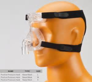 What Is Non Invasive Positive Pressure Ventilation China Non Invasive Positive Pressure Ventilation Mask