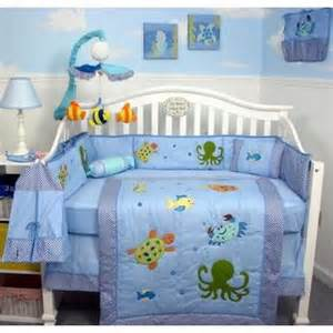 sears baby crib bedding sets soho designs sea baby crib nursery bedding set 14 pcs