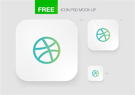 apple ios icon template for photoshop freebiesui
