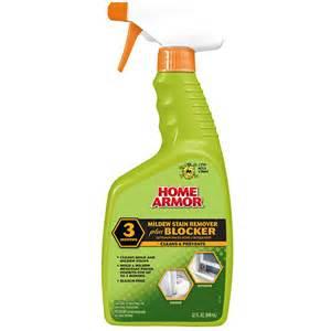 home armor mildew stain remover plus blocker