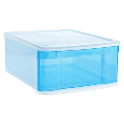 18 wide storage drawers small tint stackable drawer the container