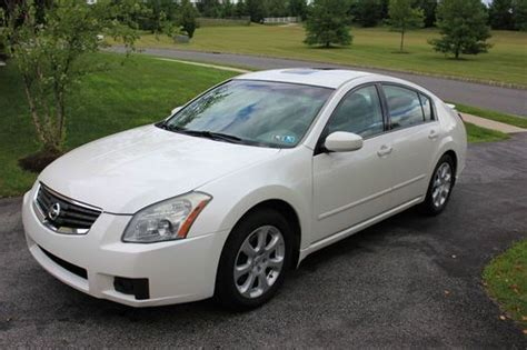 Find Used 2007 Nissan Maxima 3 5 Se Skyview Roof