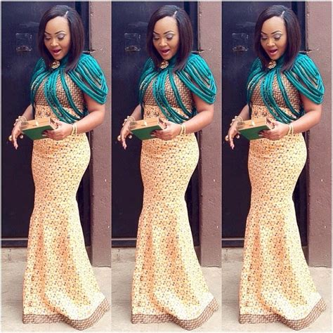 Embroidered Home Decor Fabric by Beautiful Ankara Style Dresses 2015 For Weddings Debonke