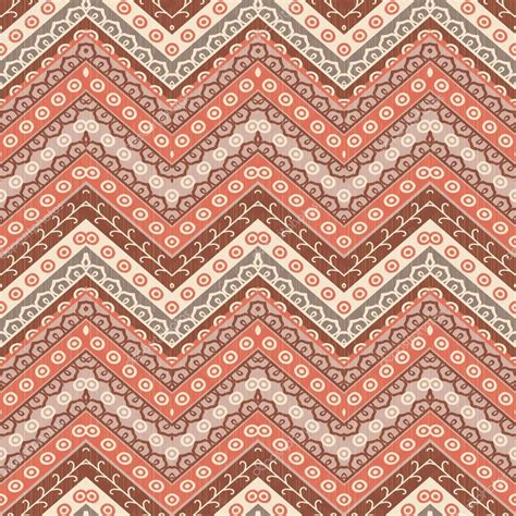 zig zag pattern upholstery fabric ethnic zigzag fabric textured pattern stock vector