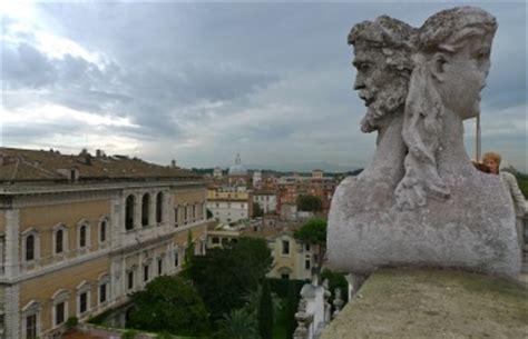 terrazza su roma palazzo falconieri in via giulia a roma iterarte roma
