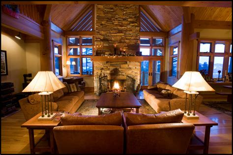 mountain homes interiors ski house of the day ultimate ski house at mountain