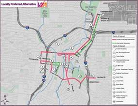 Via Bus Route Map by San Antonio Can T Decide If It S Building Streetcars Or
