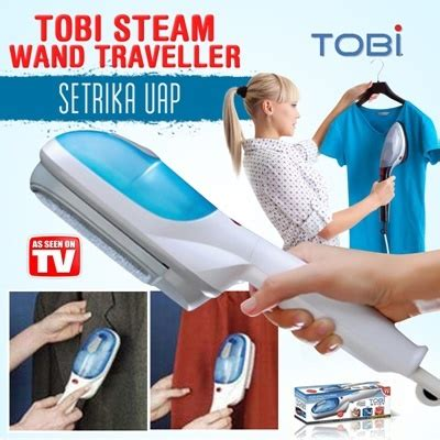 Setrika Uap Tobi Travel Steam setrika uap portable tobi travel steamer kamusjelita
