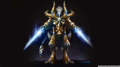 protoss wallpaper wallpapersafari