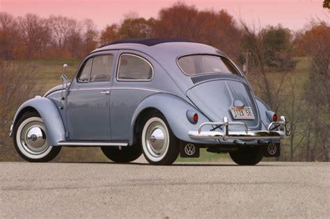 vw beetle ragtop  sale  oldbugcom