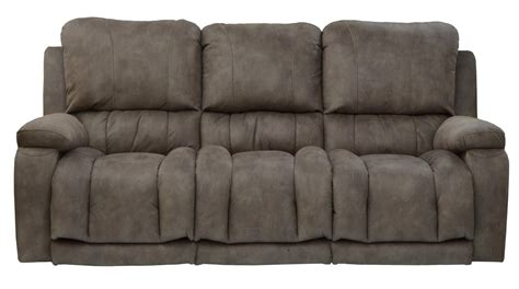 sofa with footrest catnapper cosmopolitan lay flat reclining sofa with x tra