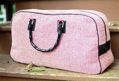 Handmade Bag Tutorial Free - travel handmade ideas sewcanshe free daily sewing