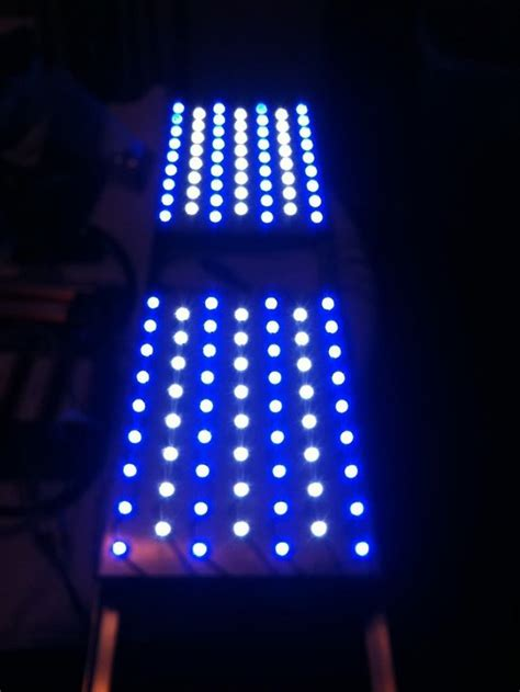 Diy Led Lights by 60w Diy Led Aquarium Light Kit 20 3w For Coral Reef Tank