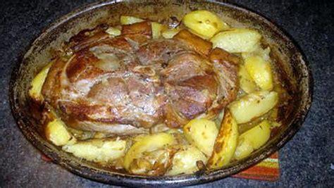 Charmant Cuisiner Rouelle De Porc #3: Rouelle-de-porc-au-four.jpg