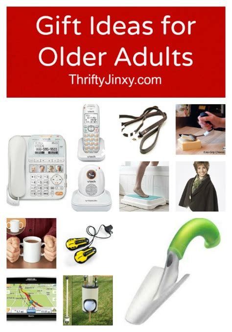 older adults gift ideas 12 great solutions thrifty jinxy