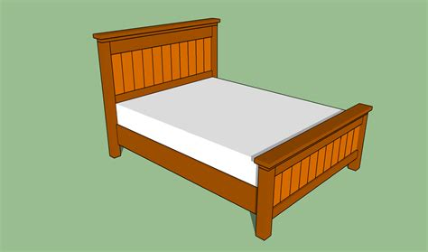 woodwork plans  building  queen size bed frame  plans