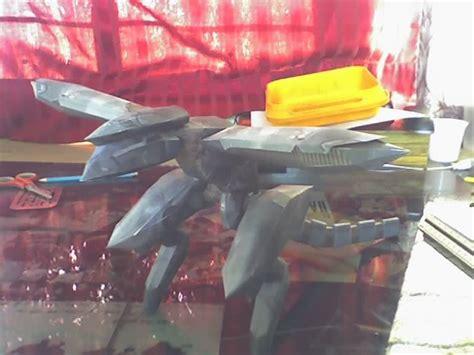 Metal Gear Papercraft - metal gear papercraft by lunatic007 on deviantart