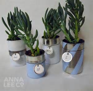 Craft Ideas For Flower Vases Diy Creative Decorations From Recycled Tin Cans Recycled