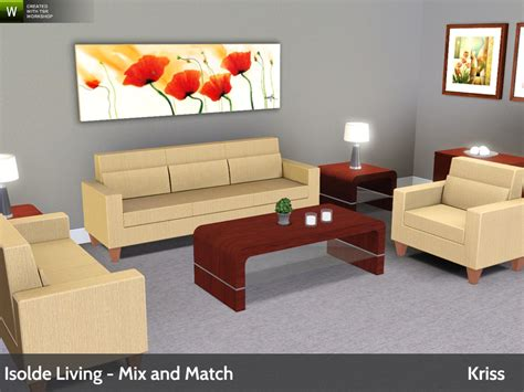 mix and match living room furniture kriss isolde living mix and match series
