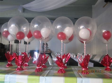 centros de mesa para 15 aos con globos centro de mesa de 15 a 241 os con globos imagui
