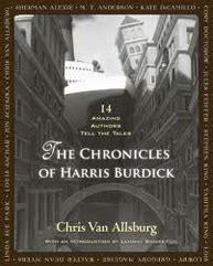 the and of it stories from the chronicles of st ã s books who is harris burdick