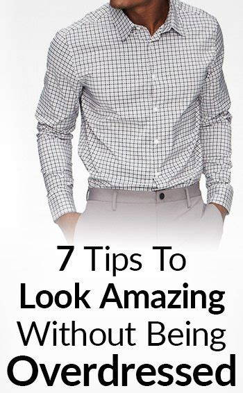 7 Tips On Looking In A by 7 Tips To Look Amazing Without Overdressing Dress To