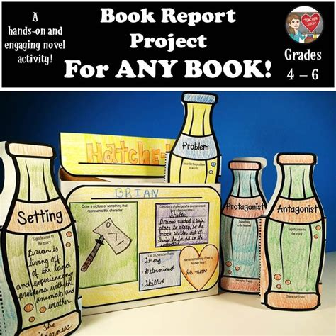Book Reports On Novels by Book Reports Book In A Bottle Fiction Novels Fiction