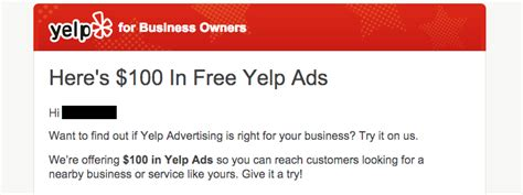 Yelp Search Yelp In Advertising