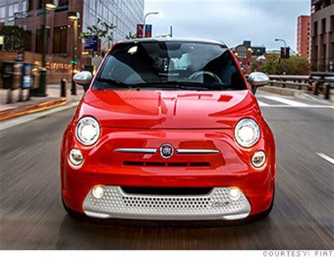 fiat  tesla alternatives  cheap electric cars